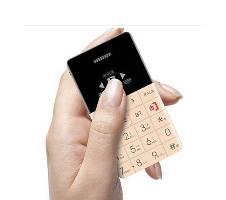 AEKU Q5 মিনি কার্ড ফোন2