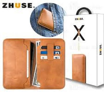 ZHUSE_X_Series_LEATHER_WALLET