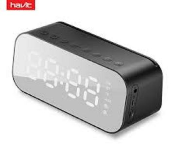 Havit Wireless #LED_Alarm_Clock_Wireless #Bluetooth_Speake