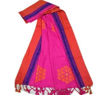 Multi Colour Cotton Shawl