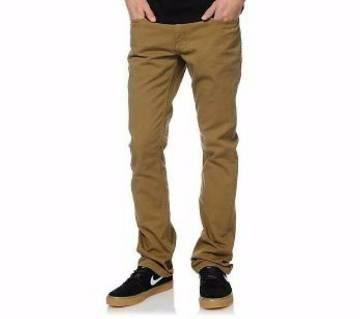 Gents Semi Narrow Gabardine Pants