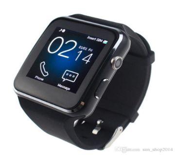 Curved Screen X6 Smartwatch Smart Watch Bracelet Phone  WLB