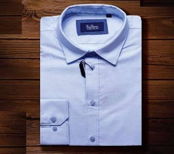 Mens Pure Cotton Shirt- MFS008- BUT