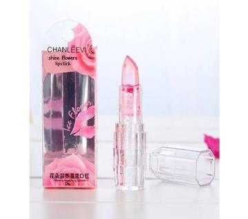 Chanleevi shine flower lipstick