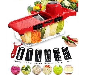 Multifunctional Manual Vegetable Cutter Slicer1