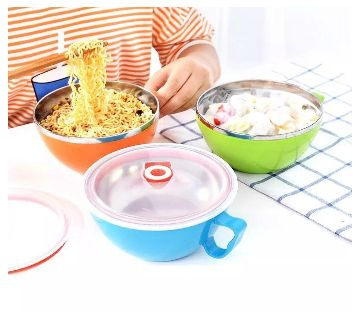 Stainless Steel Instant Noodle Soup Bowl1a