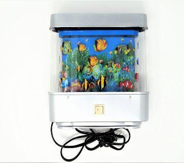 Seabed Aquarium Motion Lamp.
