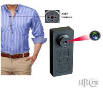 Spy Camera Button Type 1080p Full Hd.