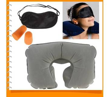 3 in 1 travel pillow set1