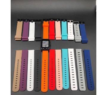 Amazfit Bip Or Pace Silicone Strap Multicolour  Mov1