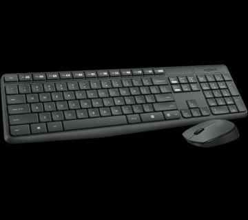 Logitech MK235 Wireless Combo Keyboard1
