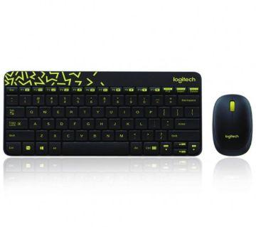 1Logitech MK240 Wireless Combo Keyboard