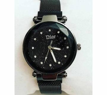 Dior Ladies magnetic Watch  Black07  SFH