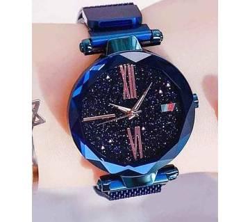 Dior Ladies magnetic Watch  Blue04  SFH