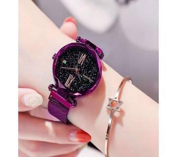 Dior magnetic ladies wrist watch-Pink03  SFH1