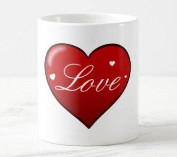 LOVE Mug for Couple