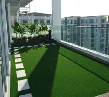 Artificial Grass(6.6 feet*2 feet& Thickness 40mm)