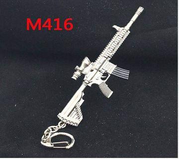 PUBG M416 key chain