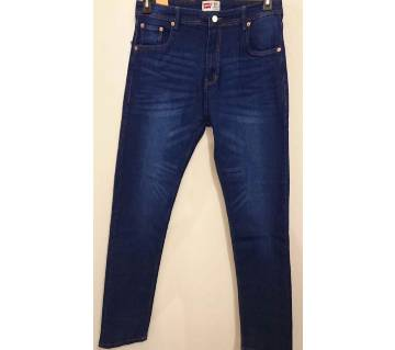 Mens  Stretch Jeans Denim Pant- Levis 511