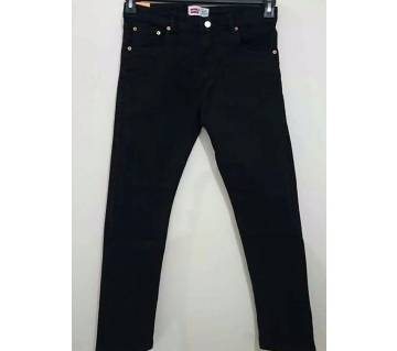 Mens Stretch Jeans Denim Pant - Levis 511