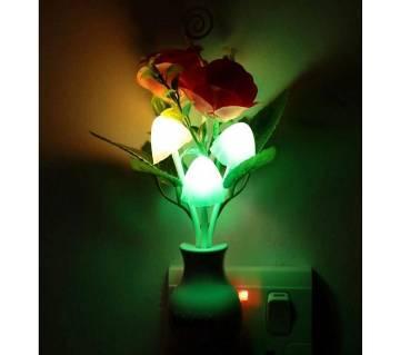 Colourful Mushroom LED Light