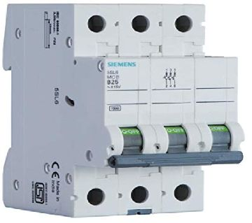 Siemens 16A 3 Pole Miniature Circuit Breaker