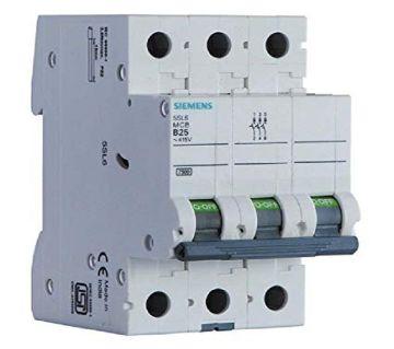 Siemens 32A 3 Pole Miniature Circuit Breaker
