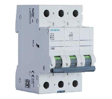 Siemens MCB TP Circuit Breakers 63A-India (Original)