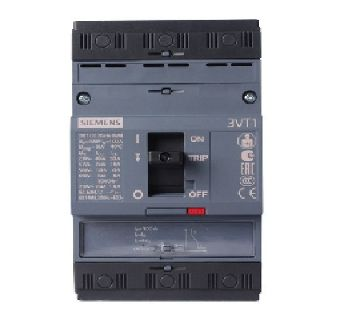 Siemens Moulded Case Circuit Breaker (MCCB) 250A 25KA -India (Original)