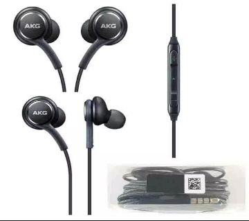 AKG S8 In Ear Earphone - Black