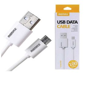 Remax Metal Platinum Micro USB Fast Charging 2.1A Data Cable