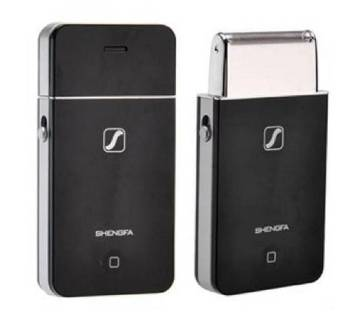 iPhone Shaped Rechargeable Shaver (SHENGFA RSCW-F5)