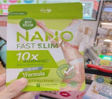 Nano Fast Slim 10X Burner 45capsule