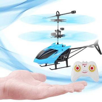 Sensor Mini Helicopter with Remote