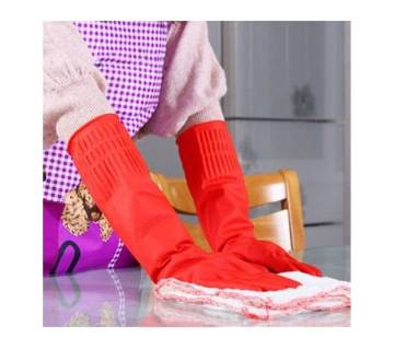 HAND KITCHEN GLAVS -RED