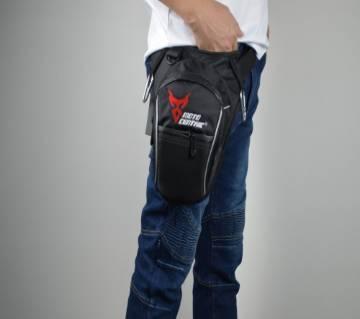 Motorcycle Leg Bag
