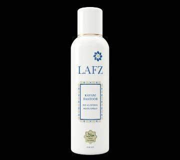 Lafz Alcohol Free Body Spray for men Kayani Dastoor 100gm