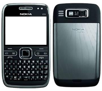 Full Body Casing For Nokia E72