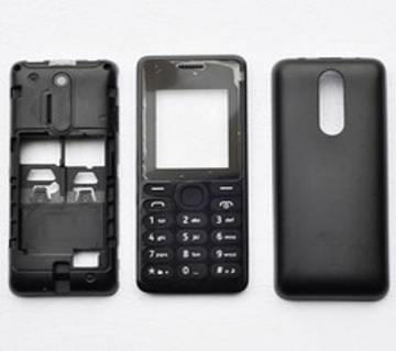 Mobile Casing With English Keypad For Nokia 108
