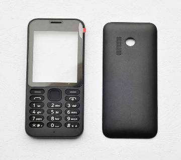 Mobile Casing With English Keypad For Nokia 215