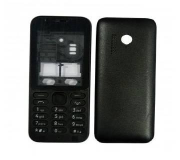 Mobile Casing With English Keypad For Nokia asha 215