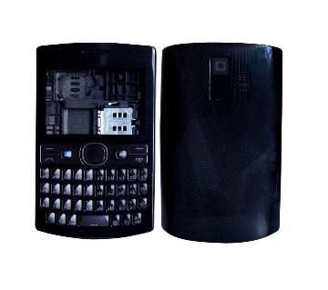 Mobile Casing With English Keypad For Nokia Asha 205