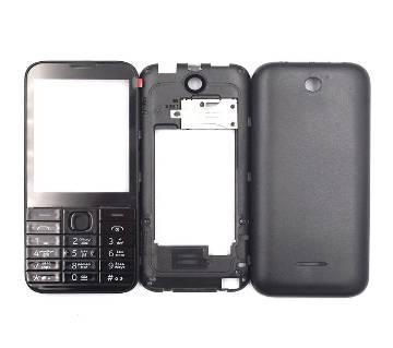 Mobile Casing With English Keypad For Nokia Asha 225