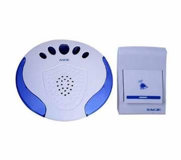 Saga Wireless Door Calling Bell