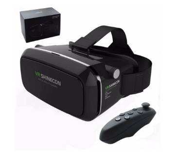 VR Shinecon 3D Glass with Remote