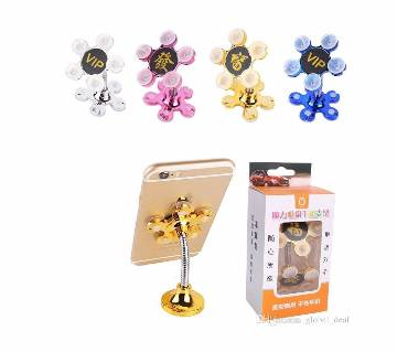 Plastic and metal body 10 Suction tube Small pocket size made in china The VIP suction Mobile phone stand pocket size is here. Very small pocket size stand help your hand relax .Its Suction tubs help your mobile to stuck with the stand . One of the