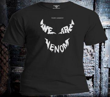 Blank T shirt Cotton Half Sleeve T Shirt For Men