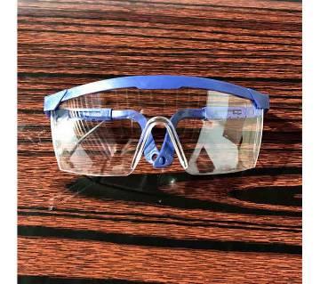 EYE SAFETY GLASS – BLUE