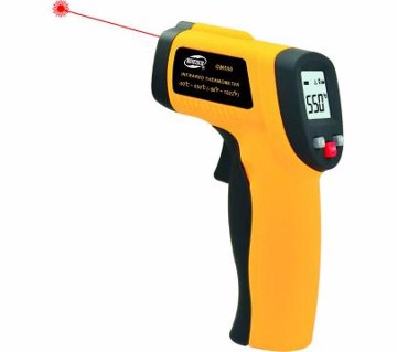 Non Contract Infrared Thermometer with-Laser Targeting