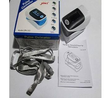 Pulse Oximeter JZK-303 OLED Display
